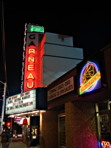 Rumors suggest The Garneau may be redeveloped.