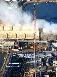Edmonton's Petro-Canada oil refinery